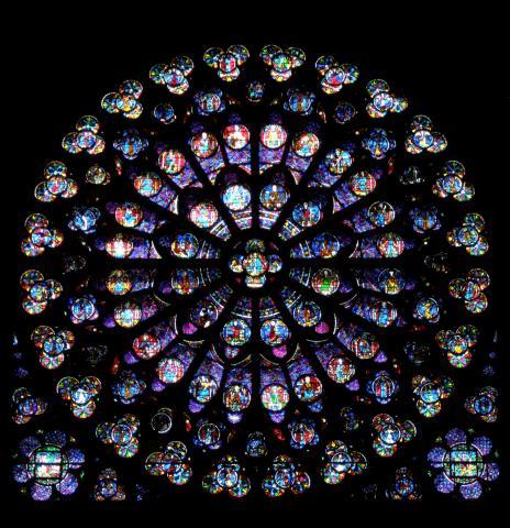 Notre-Dame-RosaceSud-by-Albertus Teolog